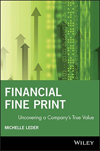 9781119090267: Financial Fine Print: Uncovering a Company's True Value