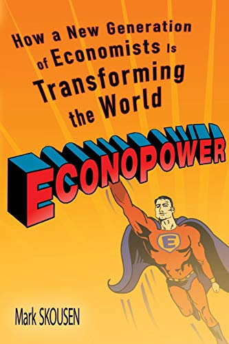 9781119091868: EconoPower: How a New Generation of Economists is Transforming the World
