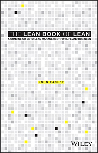 9781119096191: The Lean Book of Lean: A Concise Guide to Lean Management for Life and Business