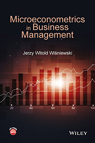 9781119096801: Microeconometrics in Business Management
