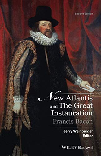 9781119097983: New Atlantis and The Great Instauration (Crofts Classics)