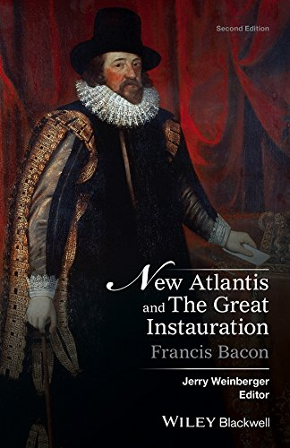 9781119098027: New Atlantis and The Great Instauration (Crofts Classics)