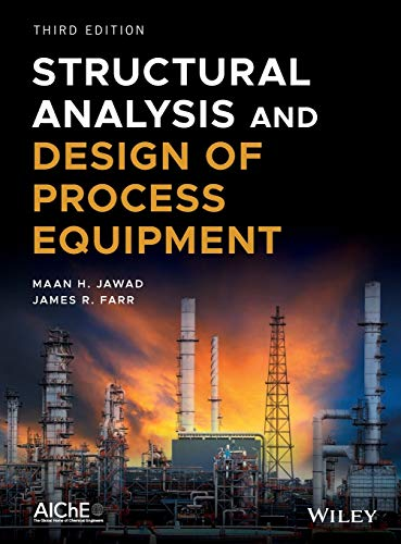 9781119102830: Structural Analysis and Design of Process Equipment