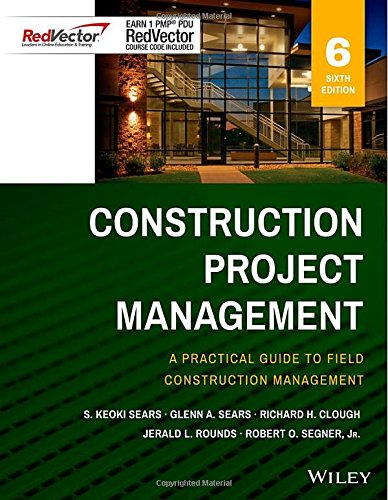 9781119104117: Construction Project Management Sixth Edition Red Vector Bundle
