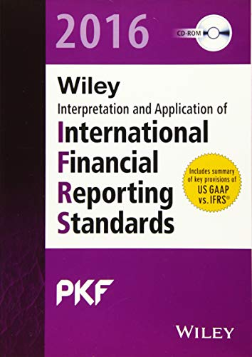 9781119104407: Wiley IFRS 2016 (Wiley Regulatory Reporting)