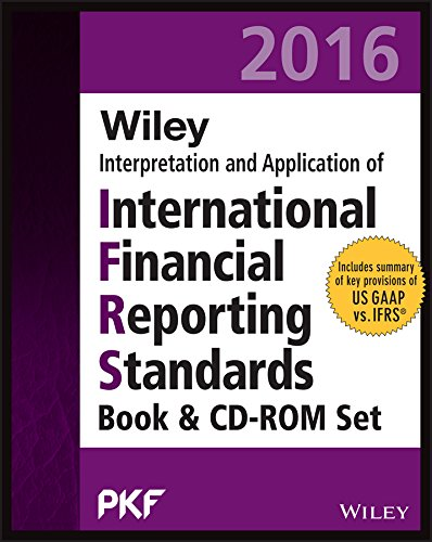 9781119104414: WILEY IFRS 2016: Interpretation and Application of International Financial Reporting Standards