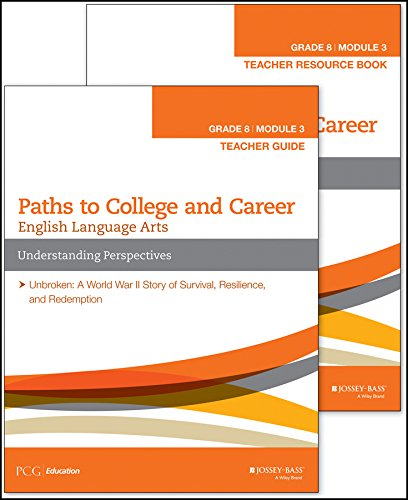 9781119105497: English Language Arts, Grade 8 Module 3: Understanding Perspectives, Teacher Set (Paths to College and Career)