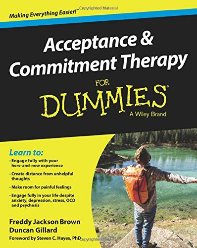 9781119106289: Acceptance and Commitment Therapy For Dummies