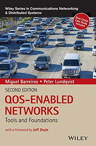 9781119109105: QOS-Enabled Networks: Tools and Foundations (Wiley Series on Communications Networking & Distributed Systems)