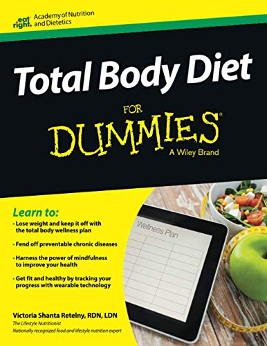 9781119110583: Total Body Diet For Dummies