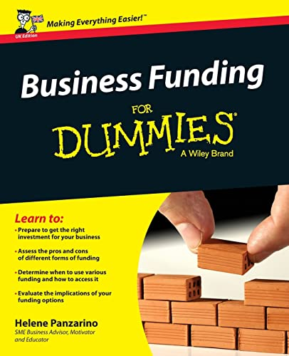 9781119111597: Business Funding for Dummies