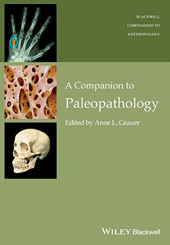 9781119111634: A Companion to Paleopathology (Wiley Blackwell Companions to Anthropology)