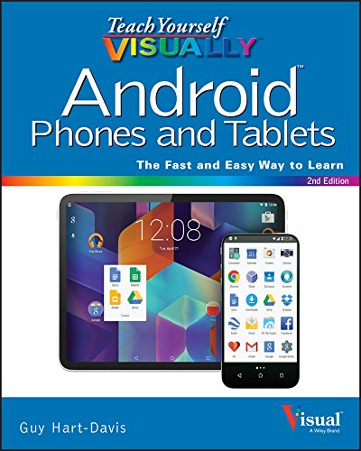 Teach Yourself Visually Android Phones and Tablets 9781119116769 Experience all your Android device has to offer! Teach Yourself VISUALLY Android Phones and Tablets, 2nd Edition is the perfect resource