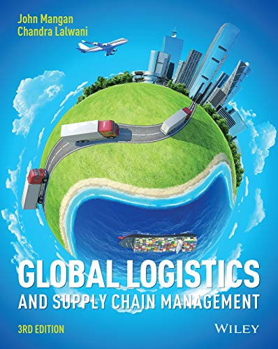 9781119117827: Global Logistics and Supply Chain Management