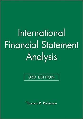 9781119119036: International Financial Statement Analysis, Book and Workbook Set (CFA Institute Investment Series)