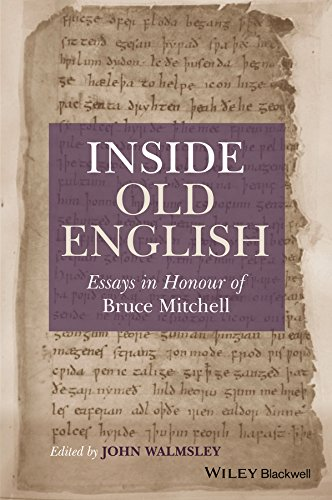 9781119121398: Inside Old English: Essays in Honour of Bruce Mitchell