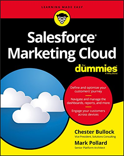 9781119122098: Salesforce Marketing Cloud for Dummies