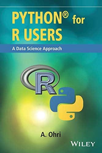 9781119126768: Python for R Users: A Data Science Approach