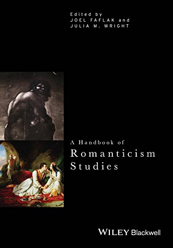 9781119129615: A Handbook of Romanticism Studies (Critical Theory Handbooks)
