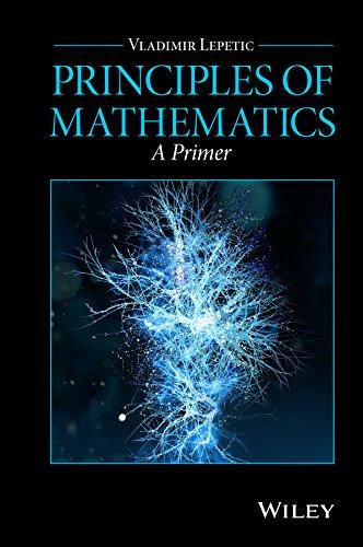 9781119131649: Principles of Mathematics: A Primer