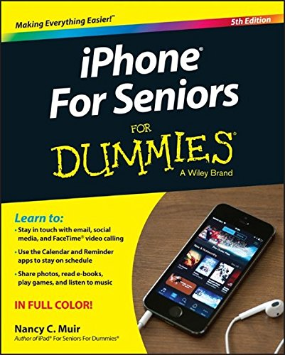 9781119137764: iPhone for Seniors for Dummies
