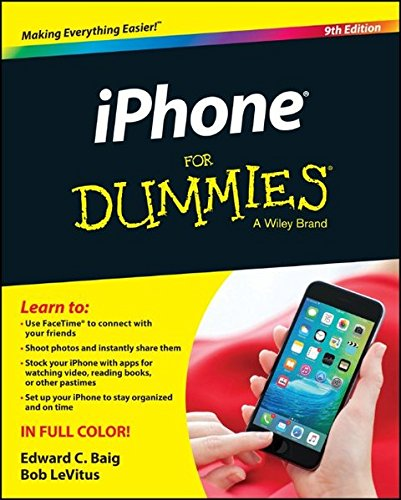 9781119137771: iPhone For Dummies