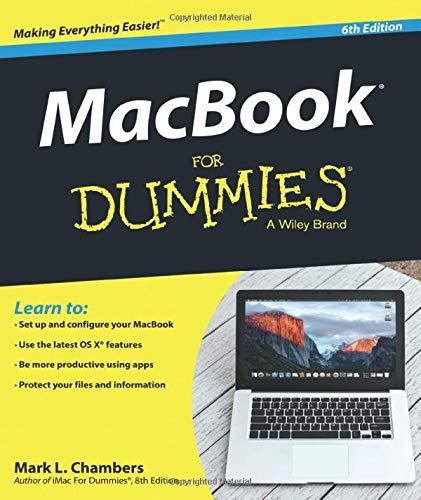 9781119137801: MacBook For Dummies