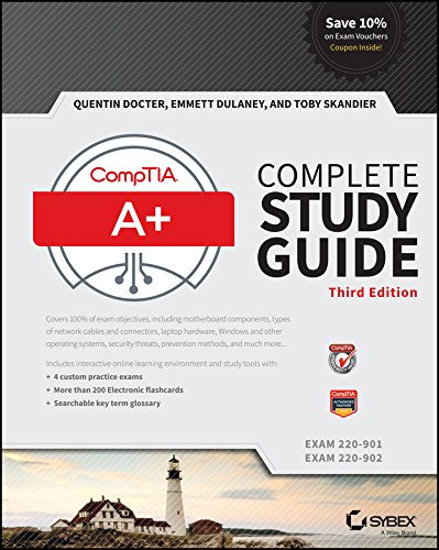 9781119137856: Comptia A+ Complete: Exams 220-901 and 220-902