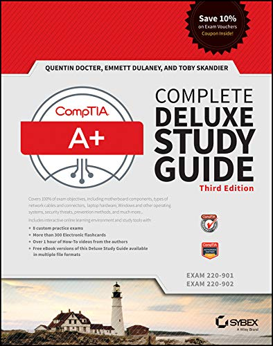 9781119137931: CompTIA A+ Complete Deluxe Study Guide: Exams 220-901 and 220-902