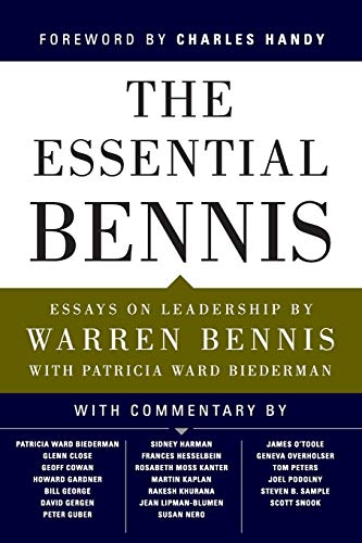 9781119143147: The Essential Bennis