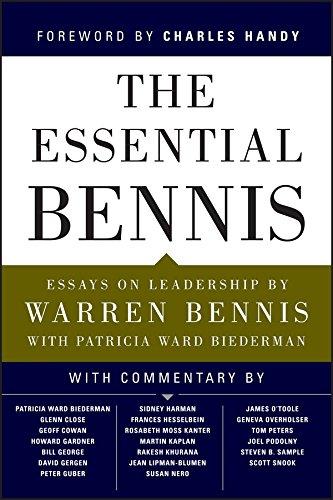 9781119143147: The Essential Bennis