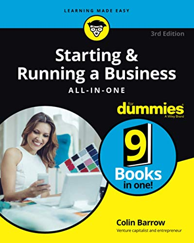 9781119152156: Starting and Running a Business All-in-One For Dummies