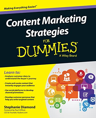 9781119154549: Content Marketing Strategies For Dummies