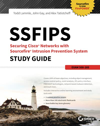 9781119155034: SSFIPS Securing Cisco Networks with Sourcefire Intrusion Prevention System Study Guide: Exam 500-285