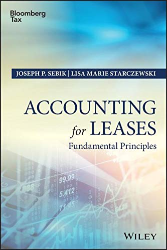9781119157083: Accounting for Leases: Fundamental Principles (Wiley Corporate F&A)