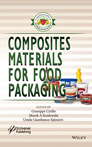 9781119160205: Composite Materials for Food Packaging (Insight to Modern Food Science)