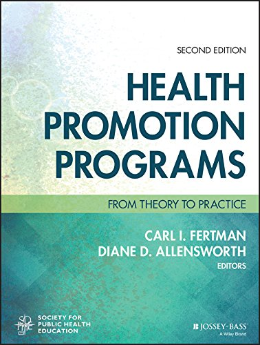 Health Promotion Programs: From Theory to Practice: Fertman, Carl I.;