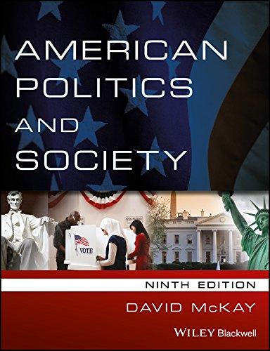 9781119167532: American Politics and Society