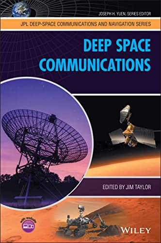 9781119169024: Deep Space Communications (JPL Deep-Space Communications and Navigation Series)