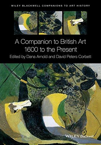 9781119170112: A Companion to British Art (Blackwell Companions to Art History)