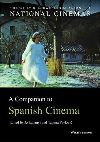 9781119170136: A Companion to Spanish Cinema (Wiley Blackwell Companions to National Cinemas)