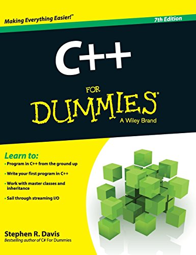 9781119174004: C++ for Dummies (For Dummies (Computers))