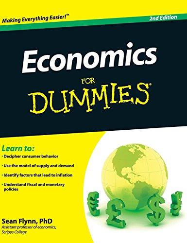 9781119174370: Economics for Dummies