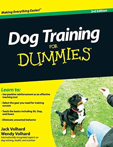 9781119174394: Dog Training for Dummies