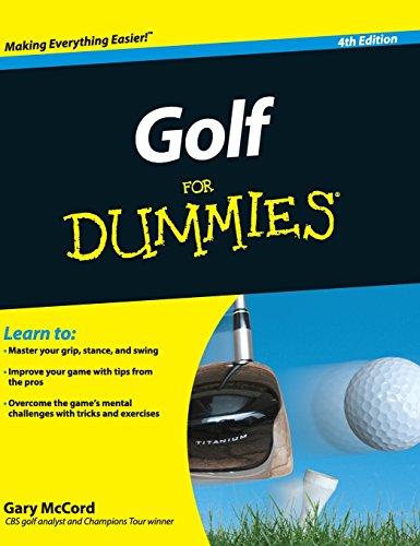 9781119174424: Golf for Dummies