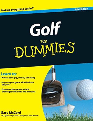 9781119174424: Golf For Dummies
