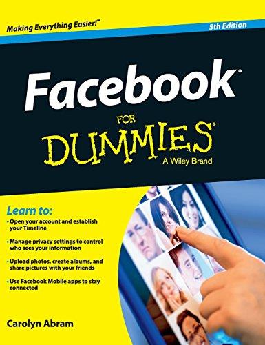 9781119174462: Facebook For Dummies