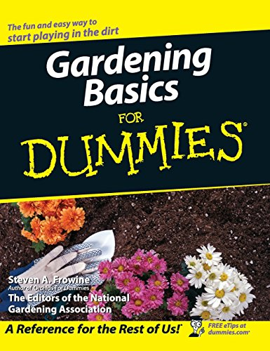 9781119174479: Gardening Basics For Dummies