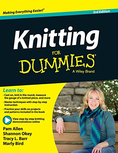 9781119175674: Knitting for Dummies