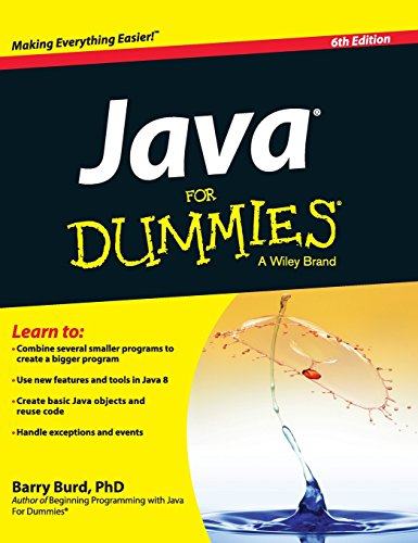 9781119175698: Java For Dummies (For Dummies (Computers))